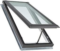 Velux Vsc012004 Venting Deck Mount Skylight, Lam Glass, 21w