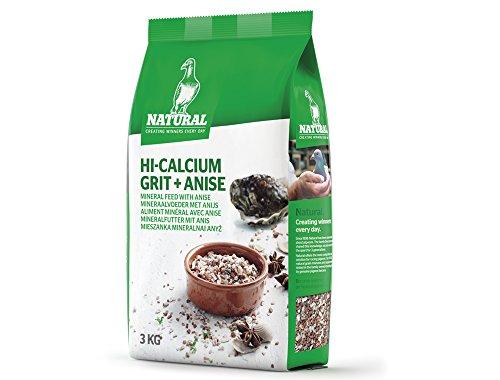 Natural HI- Calcium Grit + Anise, 3 kg