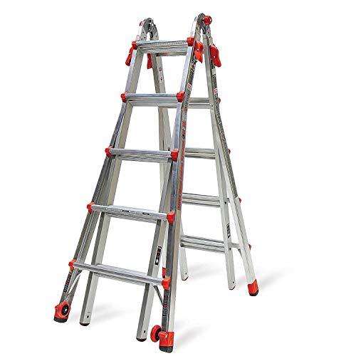 Little Giant Ladder Systems 22 Foot Type IA Aluminum Multi Position LT Ladder