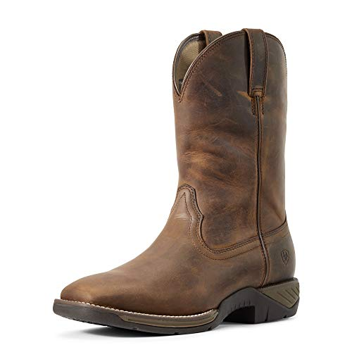 ARIAT Ranch Work Distressed Brown 12