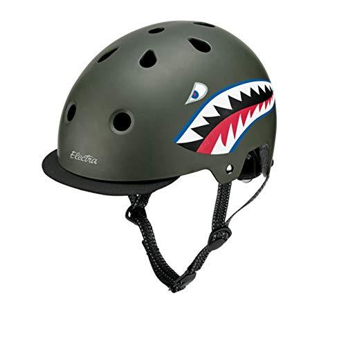 ELECTRA Bike Helmet Kinder tigershark Kopfumfang S   48-54cm 2020 Fahrradhelm