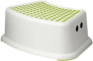 Ikea 602.484.18 Forsiktig Children's Stool, Green/White, 1 - Pack,