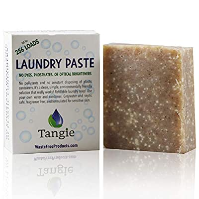 Laundry Soap Refillable Washing Detergent Bar