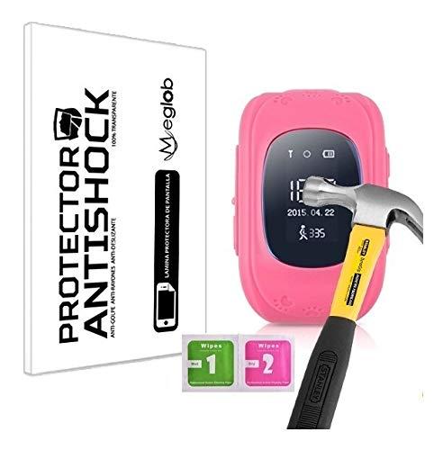 Protector de Pantalla Anti-Shock Anti-Golpe Anti-arañazos Compatible con Excelvan Q50 Kids