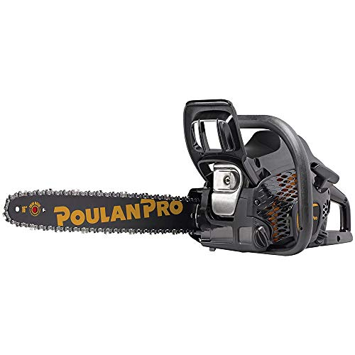 Poulan Pro PR4016 16 Inch Bar 40cc 2 Cycle Gas Chainsaw (Renewed)