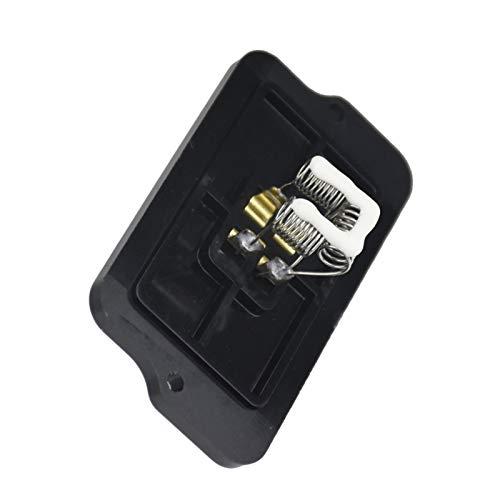 VITKT Ajuste para Rover 200 25 400 45 Calentador Blower Resistor Motor Speed Velocidad 509650 JGH10002