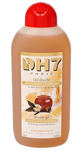 DH7 Gel Douche Clarifiant au Miel/Vanille 750 ml