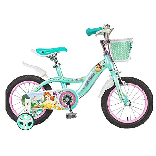 Affordable DYFYMXBicycle Child Pedal Bicycle Children's Bicycle Girl 16 inch Baby Girl Bicycle Bicyc...