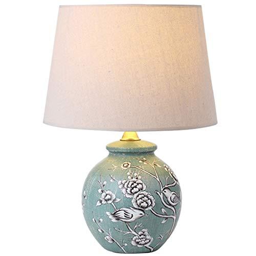 Lampe de table F Lampe de table salon décoration lampe chambre à coucher chinoise lampe de chevet