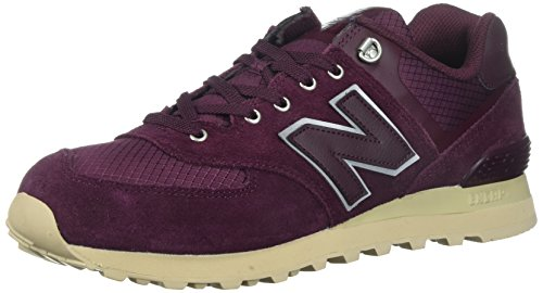 New Balance, Herren Sneaker, Mehrfarbig (Chocolate Cherry), 43 EU (9 UK)