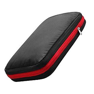 超便利旅行圧縮バッグ ファスナー圧縮で衣類スペース50%節約 収納バッグ 軽量 出張 旅行 便利グッズ 簡単圧縮超大容量 9L 1年品质保証 (ブラック)