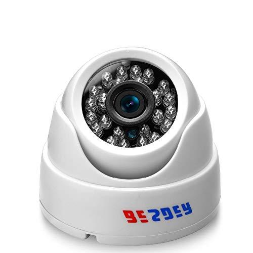 H.265 Full HD 1080p 1/2.8 '' IMX307 2Megapixel IP Cámara IP Visión nocturna Seguridad de la cúpula interior CCTV Cámara Onvif Xmeye P2P