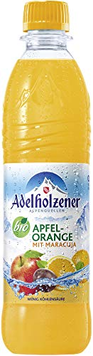 Adelholzener Bio Bio Apfel Orange Maracuja (6 x 500 ml)