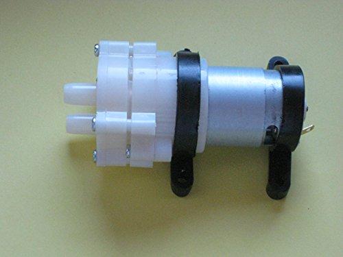 Modellbau Berthold Micro-Pumpe für Wasser 12 Volt 2-3 L/min MB 3812