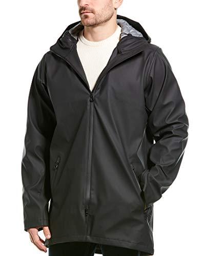 Helly Hansen 65144 Chaqueta Impermeable, Hombre, Negro (Black), XL
