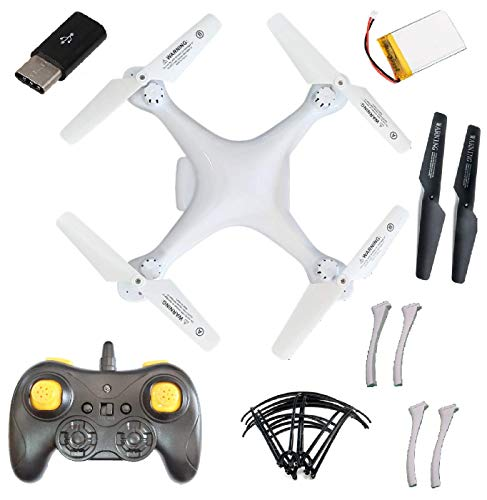Amitasha Altitude Hold RC Drone Without Camera (Multi-Color)