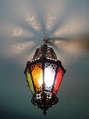 Lámpara de techo marroquí lámpara de techo farol marroquí aplique L15
