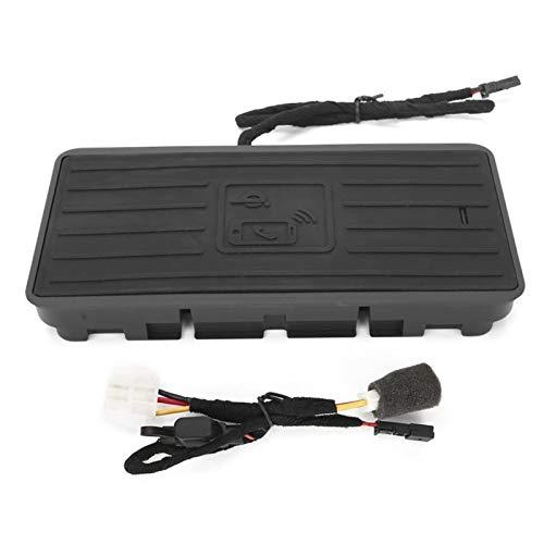 KCSAC Cargador de cargador inalámbrico Auto Cargador de 15 vatios Fits de carga rápida para BMW 3 Series G20 2020+ Accesorios de cargador de automóvil