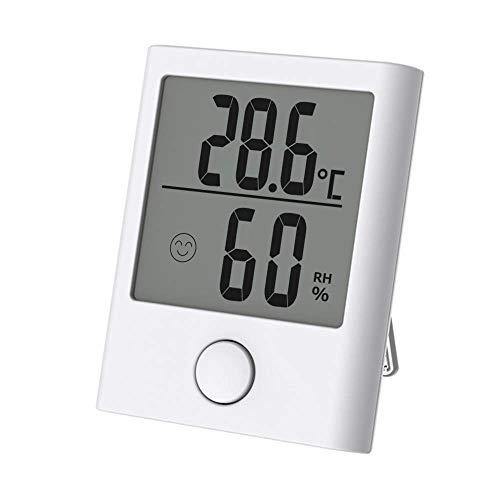 SINZON Mini Thermomètre/Hygromètre Intérieur, Température Humidité Numérique...