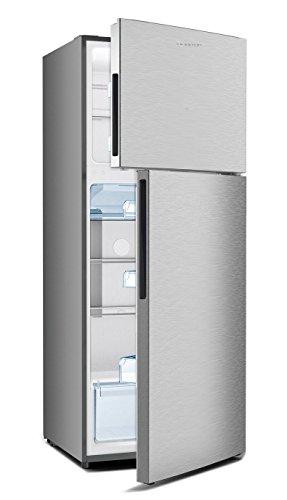 Frigorífico INFINITON FGC-1776 425 litros,A+, 1.80, 2 Puertas, Luz Interior LED, Control de Temperatura mecánico, Fresh Zone (INOX) NO Frost Total