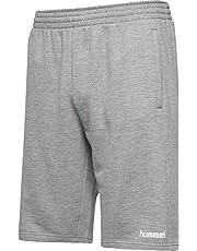 hummel heren shorts HMLGO COTTON BERMUDA