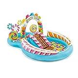 Bañeras con jacuzzi Piscina Inflable Plegable Piscina para niños Amigos y familias Piscina de Entretenimiento al Aire Libre (Color : Blue, Size : 294 * 190 * 129cm)