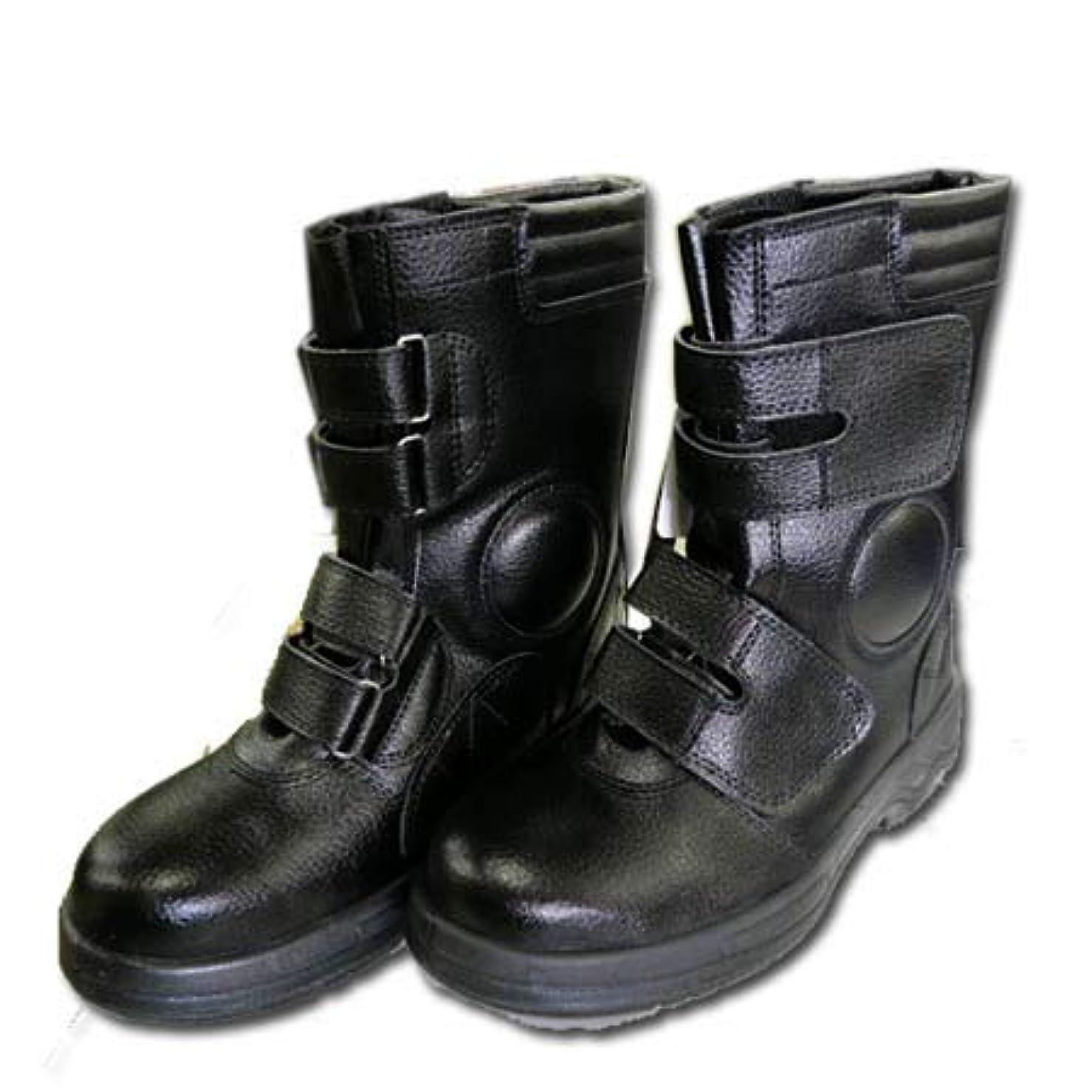 区別する影響を受けやすいです勝利した安全半長靴マジック(ブロンコ) EK-888 栄幸