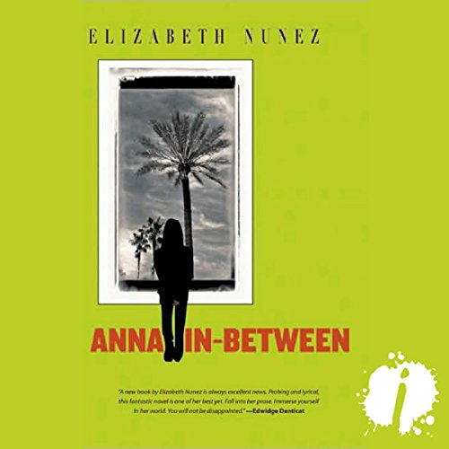 Anna In-Between audiobook cover art