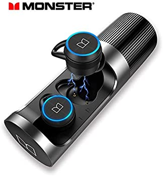 Monster Clarity 101 AirLinks Bluetooth 5.0 Earbuds with Charging Case