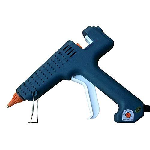 Pistola De Silicona Caliente Profesional, Pistola De Pegamento Termofusible Con Kit De...