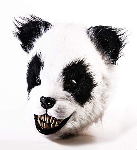 Forum Novelties Scary Panda Latex Adult Costume Mask
