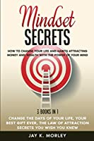 Mindset Secrets: How to Change Your Life and Habits Attracting Money and Wealth With the Power of Your Mind