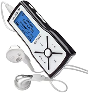 SanDisk Sansa m250 2Gb MP3 Player