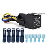 3 Way Light Mod Explorer High & Low Beam Headlight Mod Relay Compatible with 1993-2018 Polaris Sportsman 110 300 400 450 500 550 570 600 700 800 850 Relay by 3mirrors