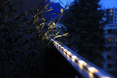 Watt & Home 401 136 Ruban solaire de LED medium