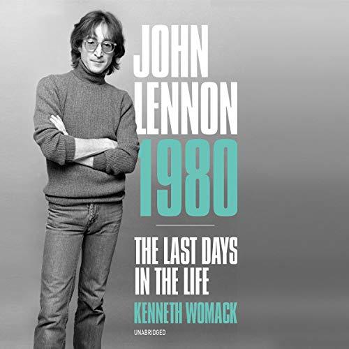 John Lennon 1980  By  cover art