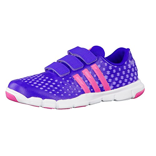 adidas Kinder Trainingsschuhe adipure 360.2 primo night flash/pink/light purple 39 1/3