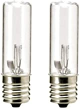 VE-SPECIALS UV Replacement Bulbs for Philips Sonicare Oral Appliances (2 Pieces)