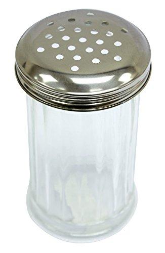 Spargi in vetro Ideale per parmigiano 30x 25cm