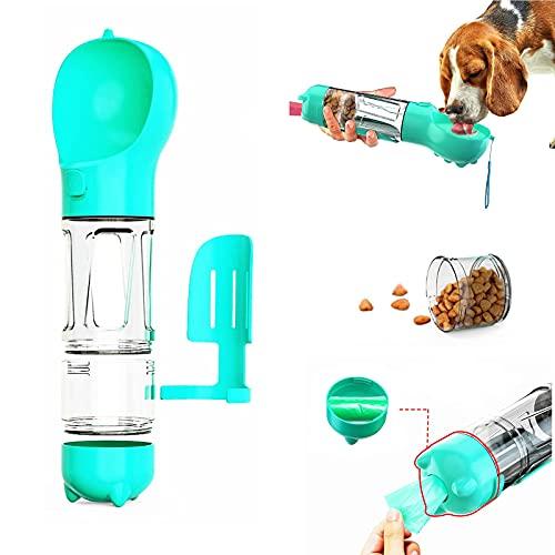 Tieuwant Dog Water Bottle, Portable Dog Water Bottle Dispenser