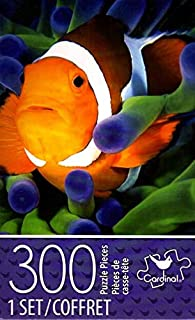 Cardinal Industries Clown Fish - 300 Piece Jigsaw Puzzle