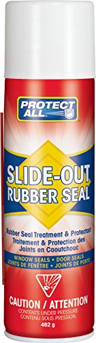 SLIDE - OUT RUBBER SEAL TREATMENT
