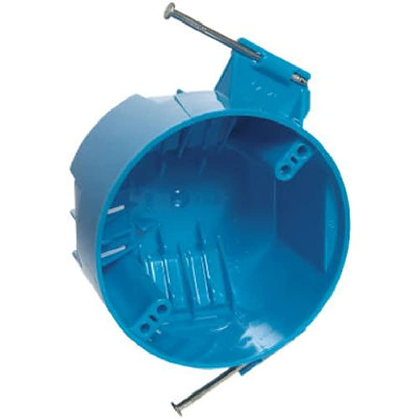 Thomas & Betts B520A-UPC 20.0 Cu Ceiling Box In PVC Blue Bulk