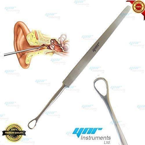 YNR décapant de cire de Médecine Cure-oreilles Piercing gisch acier inoxydable Products 14cm