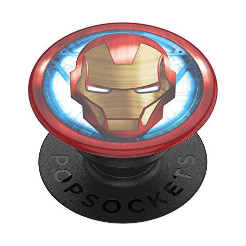 Popsockets GEN2 Iron Man Licenciados Marvel Suporte Para Celular Popsocket Pop socket Original Usa