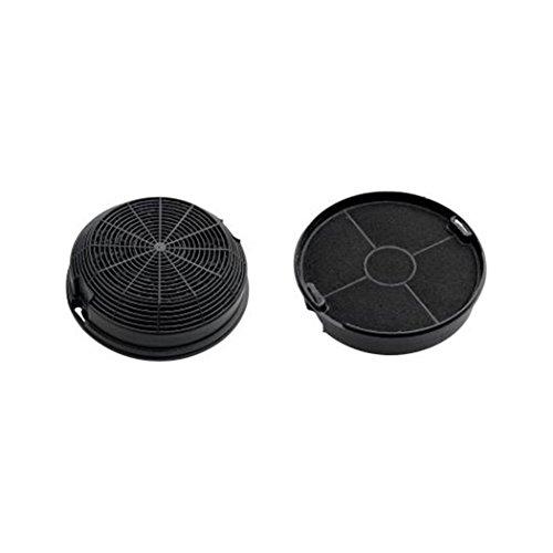 Bomann KF 567 für DU 653 / DU 656 IX Dunstabzugshaubenzubehör/Filter / 15 cm/Aktivkohlefilter