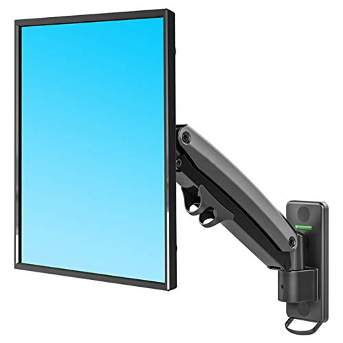 24-45 Pulgadas Brazo Monitor Función de rotación telescópica Estante de la TV Indicador de presión barométrica Soporte Estante de Pared