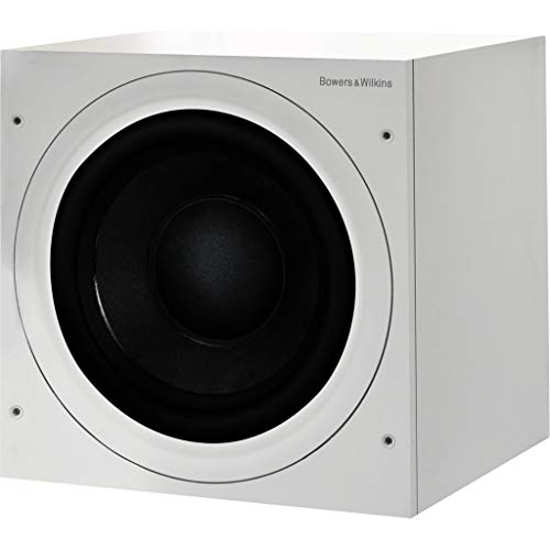 BOWERS E WILKINS ASW 610 SUBWOOFER BIANCO