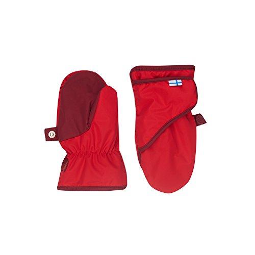 Finkid Lapanen red cabernet Kinder Winter Handschuhe