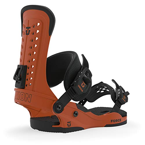 Union Snowboard Bindings Force 2020 Burnt Orange L